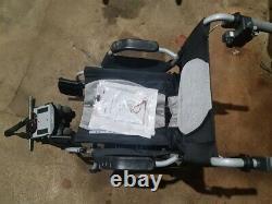 Karma TGA power pack Electric Powered Wheelchair Easy-Folding, Lightweight