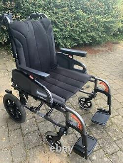 Karma XXL foldable Lightweight Mororised Wheelchair