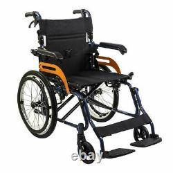 KosmoCare Elegant Dzire Premium Lightweight Folding Wheelchair