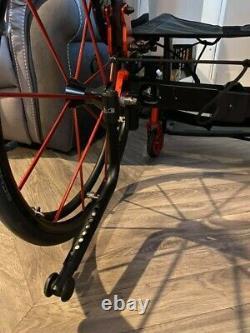 Kuschall Champion Carbon Lightweight Folding Wheelchair