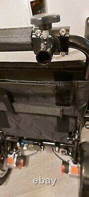 LITH-TECH SC-1 Electric Wheelchair Powerchair Light Weight Folding Aeroplane