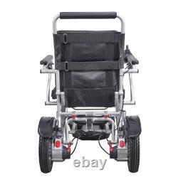 LITH-TECH SMART CHAIR 1 XL, (Worlds widest light folding electric wheelchair)