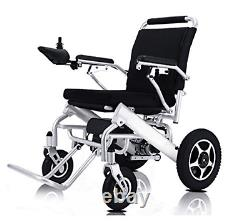 Lightweight Electric Wheelchair Foldable Power Mobility Char Wheel chair