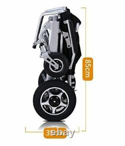 Lightweight Electric Wheelchair Mobility Chair Folding Electric Power Wheelchair