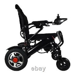 Lightweight Folding Electric Wheelchair Mobility Transport Wheel chair Portable