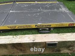 Lightweight Folding Portaramp Mobility Wheelchair Access Ramps