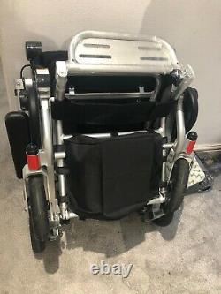 Lightweight folding electric wheelchair Used