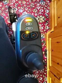 Lightweight folding electric wheelchair/powerchair used