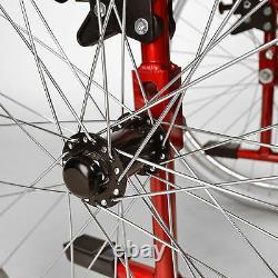 Lightweight folding self propelled wheelchair quick release wheels ECSP03 Used