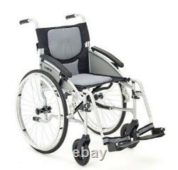 Lightweight self propelled i go wheelchair, still under guarantee