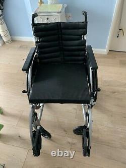 Lightweight wheelchair self propelled