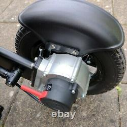 Lith-Tech SC-X Electric Wheelchair, Lightweight, Foldable, Multi-terrain