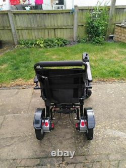 Lith-Tech Smart Chair 1 lightweight folding electric wheelchair used