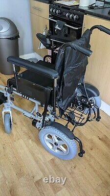 Livewell Easy Fold Lightweight Portable Electric Wheelchair POWERCHAIR