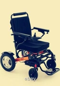 MM Healthcare Lightweight Folding Mobility Chair