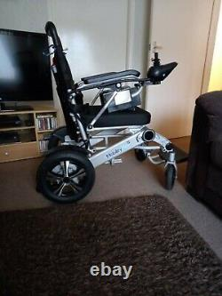 Mobility Plus Electric Super Ultra Lightweight Mobility Chair Power Wheelchair