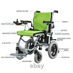 NEW MobilityPlus+ Lightweight Electric Wheelchair Instant Folding, 24kg, 6mph