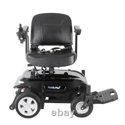 NEW MobilityPlus+ Quick-Split Electric Wheelchair Lightweight, Compact, 4mph