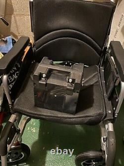 Never Used MobilityPlus+ Electric Powered Wheelchair Easy-Folding, Lightweight