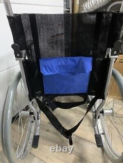 New G Light Pro Lightweight Wheelchair, All Sizes On One Of The Photos