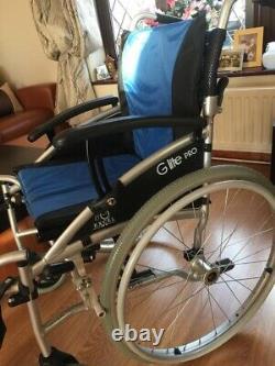 New G Lite Pro-lightweight Self-propelled Wheelchair 18 Inch Seat Width