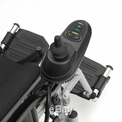 New Livewell Easy Fold Lightweight Portable Electric Wheelchair Powerchair