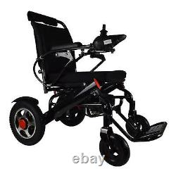 Portable Electric Wheelchair Folding Lightweight Automated Power Wheelchair