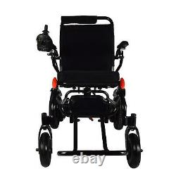 Power Wheelchair Foldable Electric Wheelchair Lightweight Power Wheel chair