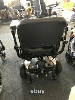 Powerchair Car Transportable Lightweight Power Chair Indoor and Outdoor Use