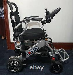 Pride I-Go Transportable Lightweight Car Boot Folding Electric Power Chair VGC