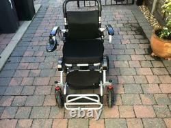 Pride I-go Folding Lightweight Electric Wheelchair (powerchair)