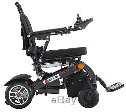 Pride Igo Fold Automatic Lightweight Folding Wheelchair Via Remote Control