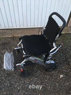 Pride i-Go powerchair Durable, Lightweight and Portable, foldable Wheelchair
