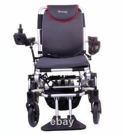 Pride iGo Plus Foldable Travel Portable Lightweight Electric Powerchair