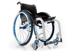 Progeo Tekna Advance Folding Chair Power Wheel Chair Super Lightweight Electri