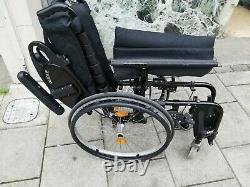 Quickie Neon manual lightweight folding wheelchair