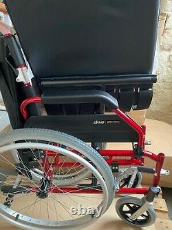 RETURN Drive Enigma 20 XS Lightweight Self Propel Aluminium Wheelchair