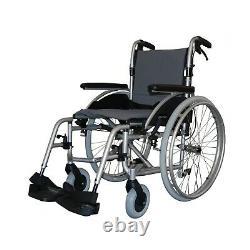 Roma Orbit 1300 Lightweight Aluminium Folding Self Propelled Wheelchair