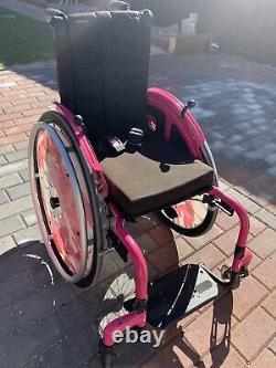 Simba Zippie Childs Wheelchair Lightweight Non folding