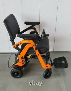Solax Electric Self Folding Wheelchair Lithium Very Lightweight Unused Can Del