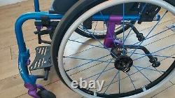 Ti Lite Twist Wheelchair Manual lightweight Chair Children Kids paediatric