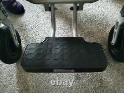 USED ONCE! MobilityPlus+ Lightweight Electric Wheelchair Instant Folding, 24kg
