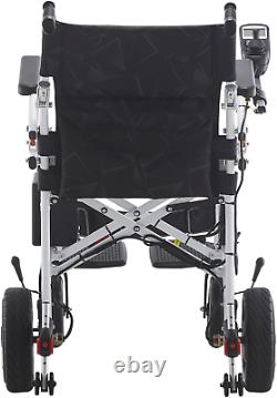 Ultra Lightweight Electric Wheelchair Only 45 Lbs, Power Wheelchair Automated