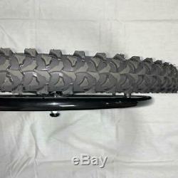 Van Os Excel G- Explorer Black, All Terrain Wheelchair, Lightweight Wheelchair