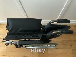 WHEELCHAIR BREEZY BASIX2 Self Propelled Lightweight Folding £678 Pressure Relief