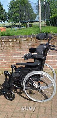 WHEELCHAIR INVACARE Action 3 Comfort manual lightweight self propelled