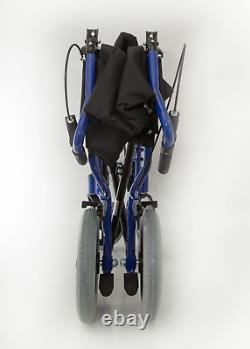 Webster Lightweight Folding Wheelchair