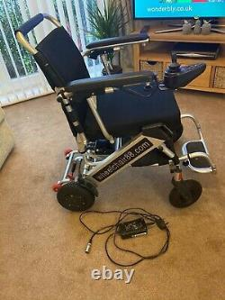 Wheelchair 88 Foldawheel Great Lightweight Electric Foldable Chair