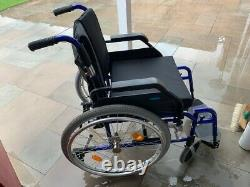 Wheeltech Enigma Self Propelled Lightweight Aluminium Wheelchair