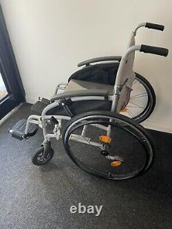 Z-Tec Lite Self Propel Folding Lightweight Wheelchair